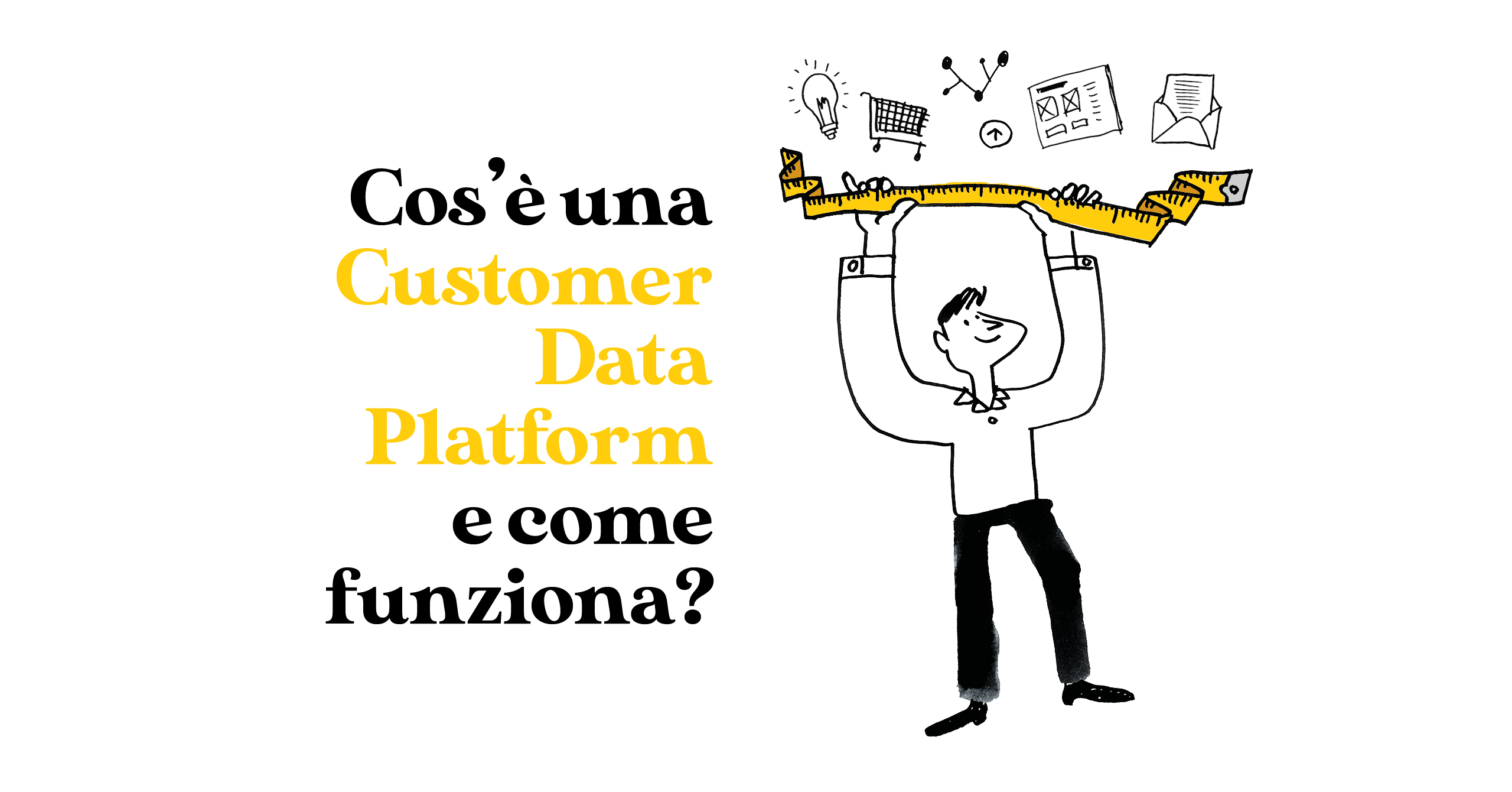 customer data platform cos'è | whiterabbit